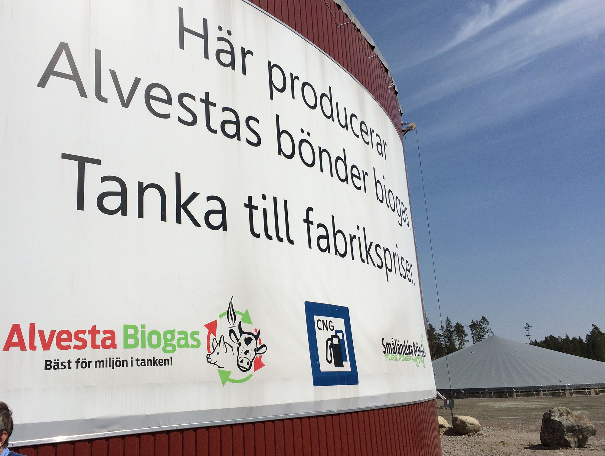 Farmers unite to make biogas profitable - Linköping University