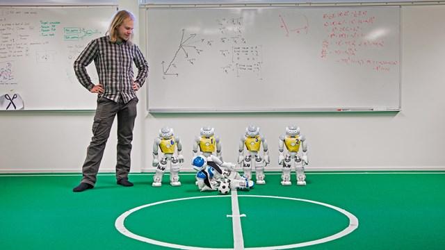 Sveriges basta robotar ska utses