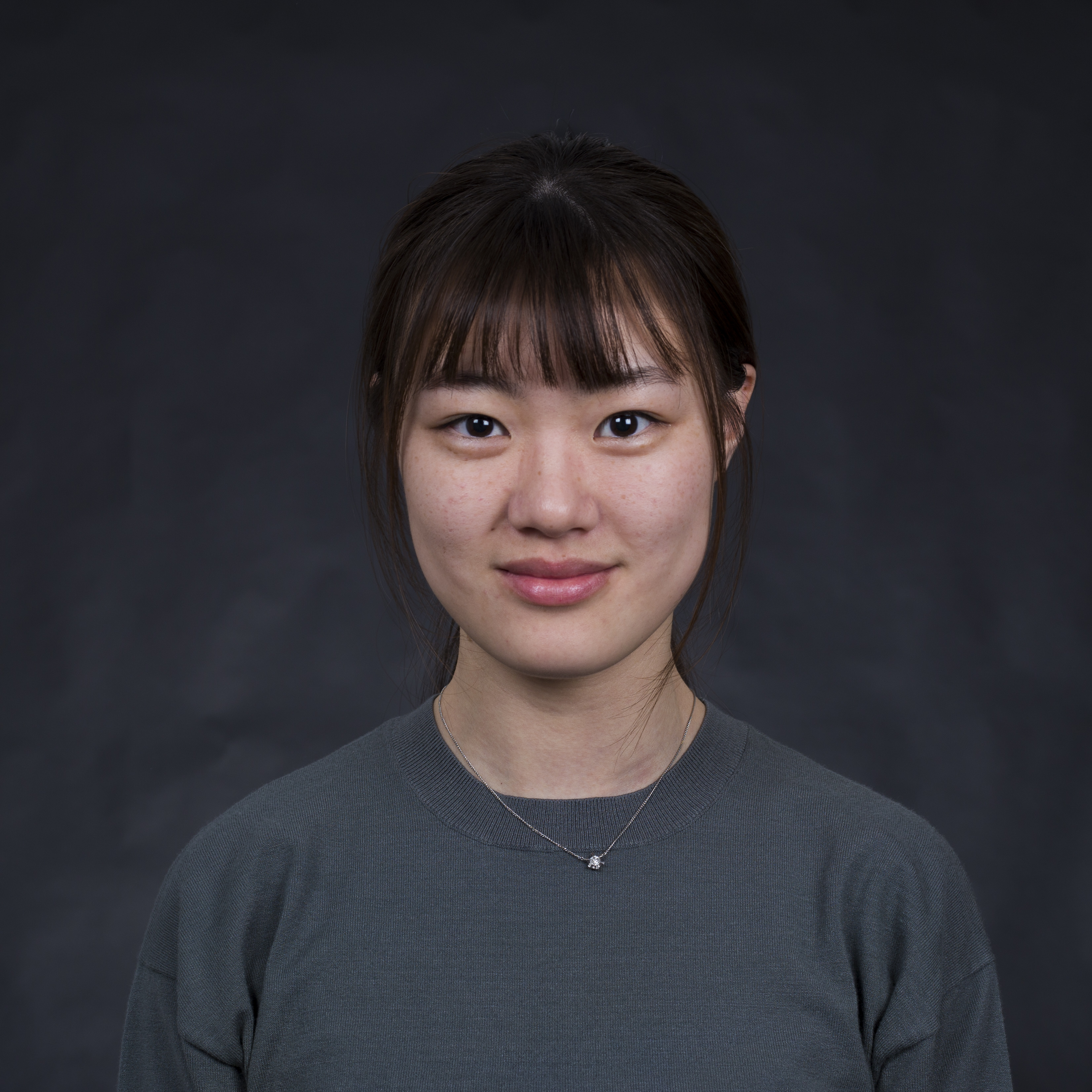 Portrait photograph of international student ambassador Yumeng Li.
