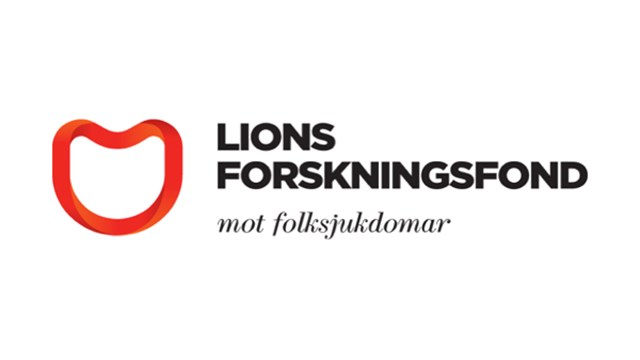 Lions forskningsfond logotyp