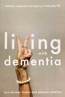 Living with dementia bookcover