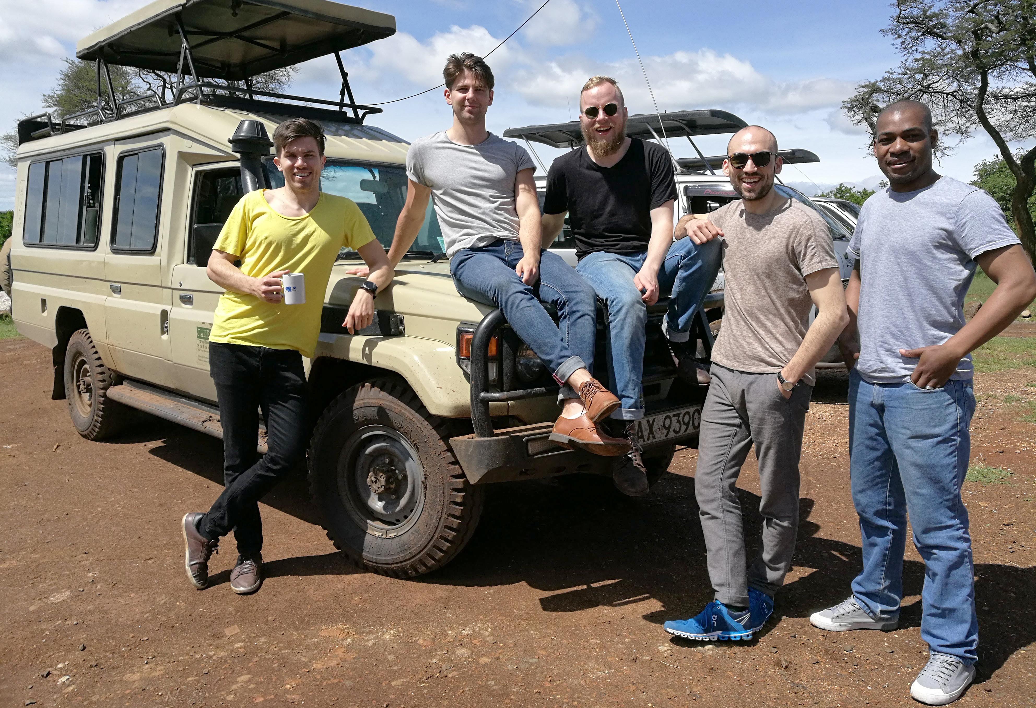 Environmentally minded students start company in Kenya