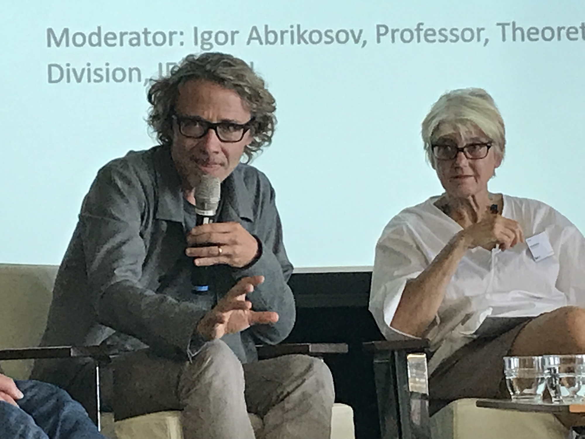 Fredrik Höök and Kersti Hermansson