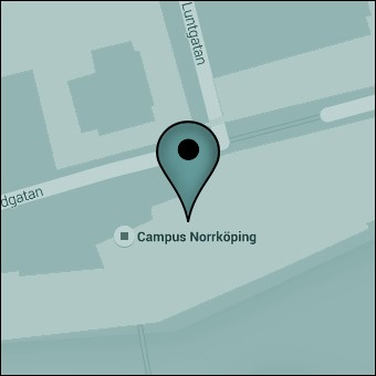 Go to map to Campus Norrköping
