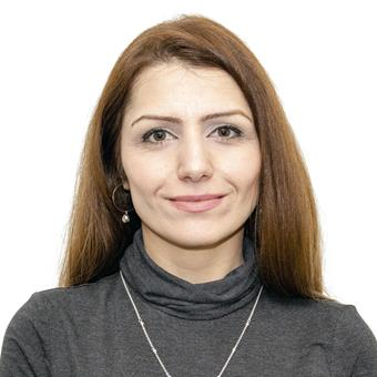 Photo of Randa Abu Khalil