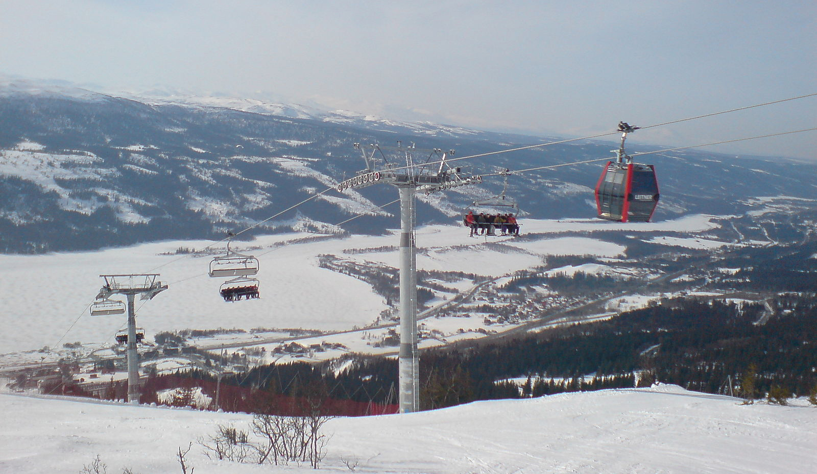 Skidlift Åre