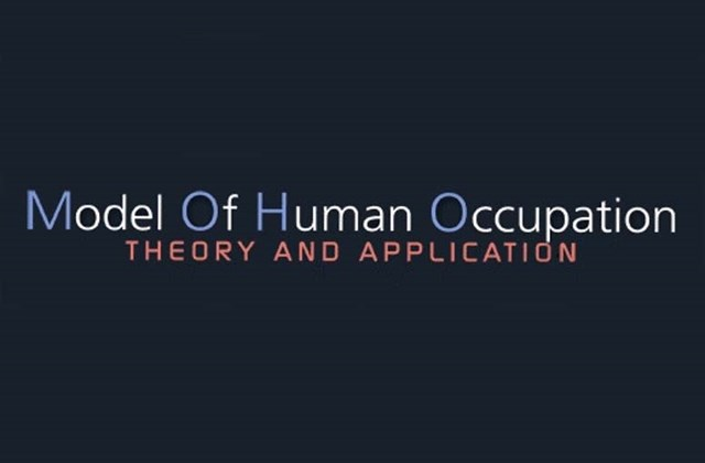 MOHO - Model Of Human Occupation