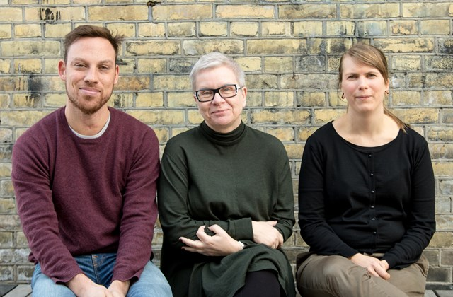 Culture Unbounds redaktion: James Meese, Eva Hemmungs Wirtén, Johanna Dahlin.