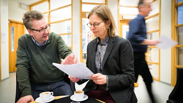 Planning and Finance Division - Linköping University