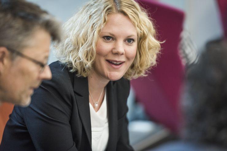 Nina Ottosson.