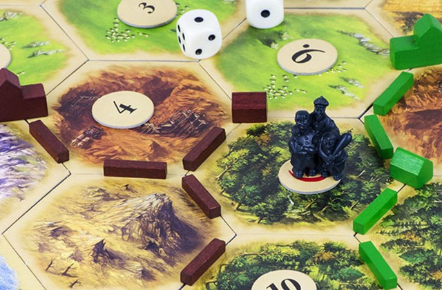 board game catan