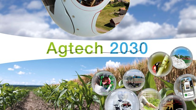 Agtech is a research project driven by Linköping University