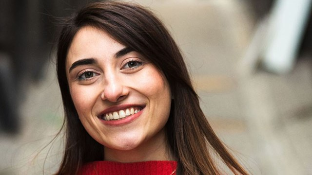 Hazal Tugra, student at the master programme in Ethnic and Migration Studies