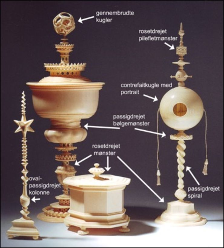 Ivory objects