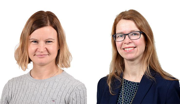 Uni Sällnas och Maria Björklund är föreläsare på Kvalitetsdagen 2019
