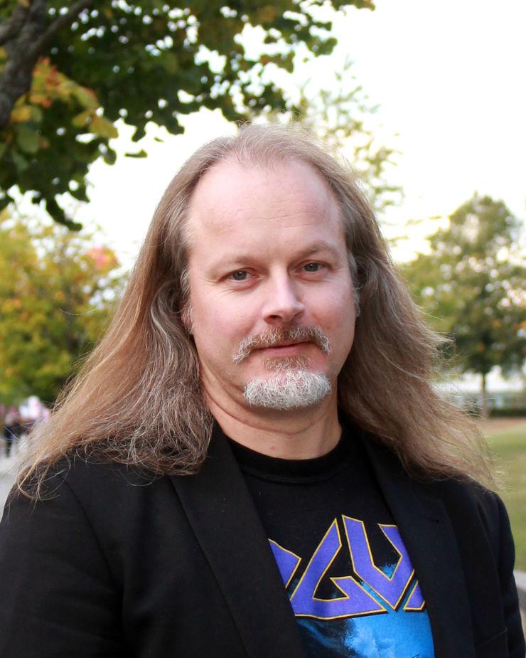 Peter Nilsson, professor i organisk kemi.