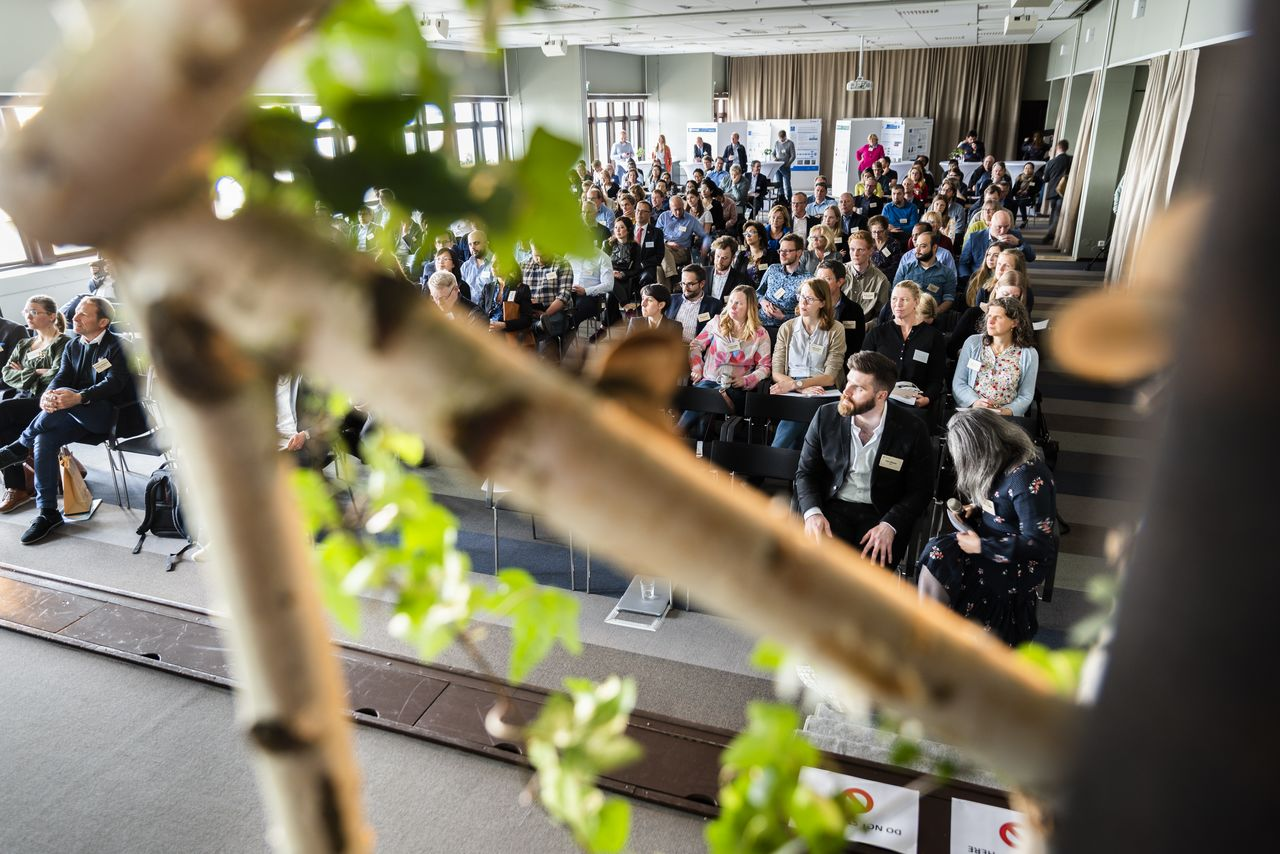 More than 200 attended Treesearch Progress 2019.