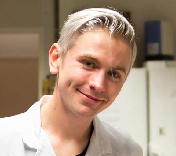 LiU Alumnus from the Experimental and Industrial Biosciences Bachelor's Programme at Linköping University.