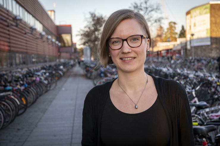 Josefine Rasmussen, PhD-student Business Administration