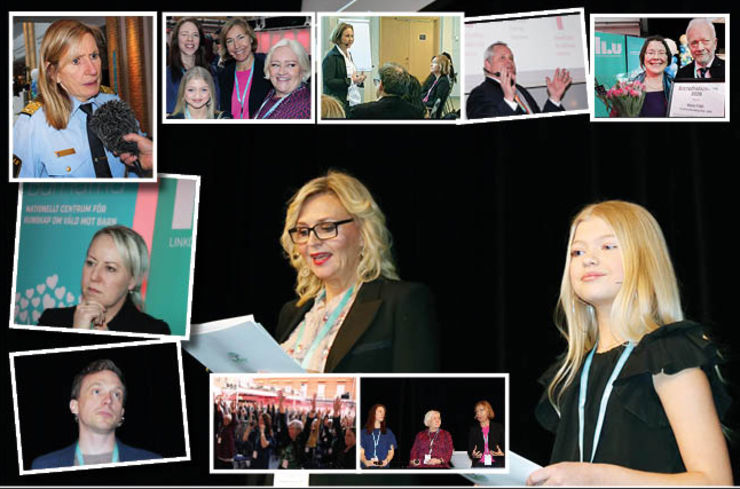 The Barnafrid Conference 2020 photo montage 2.