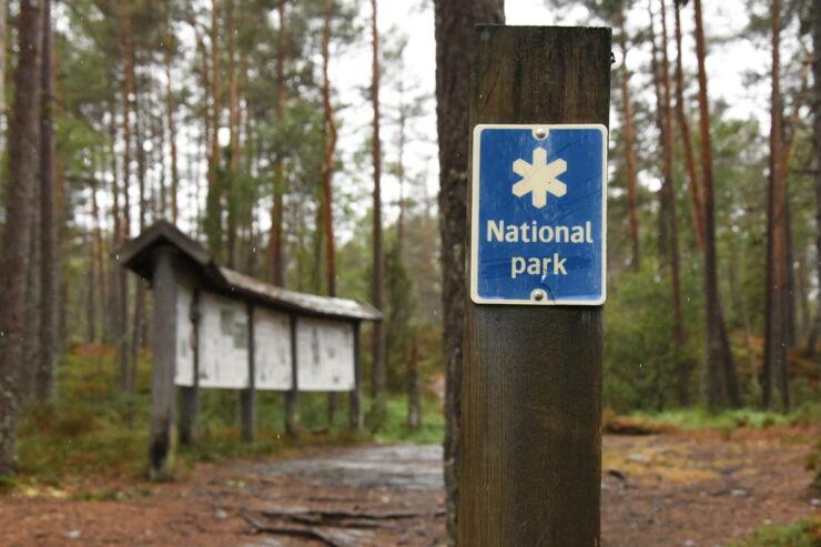 Swedish National park