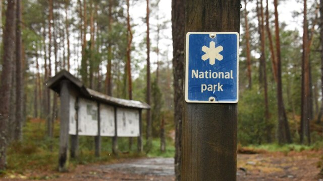 Swedish National park